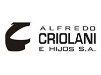 Sucursal Online de Alfredo Criolani e Hijos S.A.