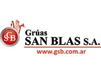 Sucursal Online de Grúas San Blas