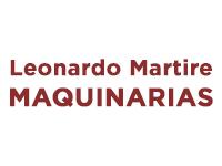 Sucursal Online de Leonardo Martire Maquinarias