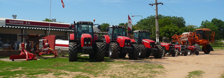 Sucursal Online de Agrifer en Agrofy