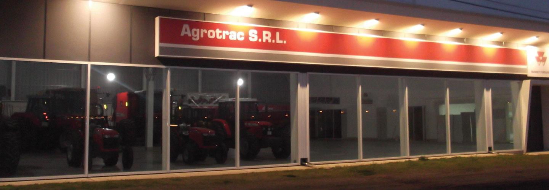 Sucursal Online de Agrotrac en Agrofy