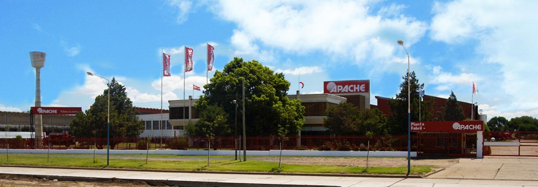 Sucursal Online de Apache en Agrofy