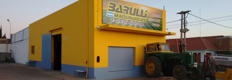 Sucursal Online de Barulli en Agrofy