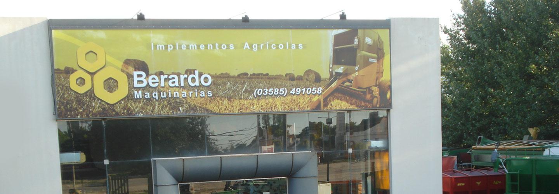Sucursal Online de Berardo en Agrofy