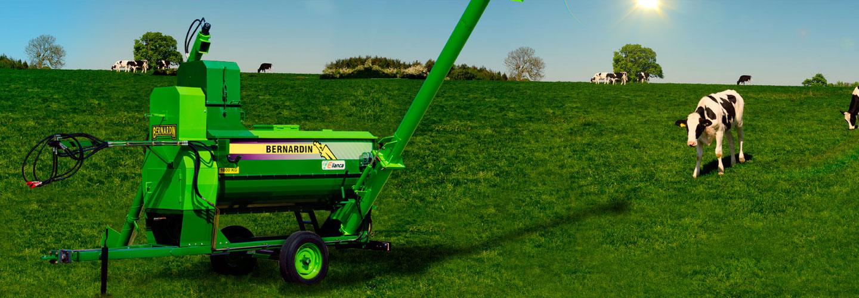 Sucursal Online de Bernardin en Agrofy
