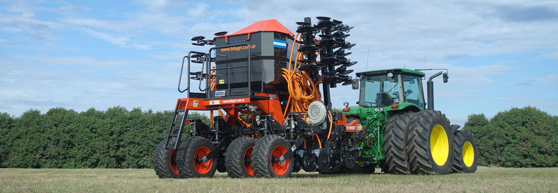 Sucursal Online de Bti Agri en Agrofy