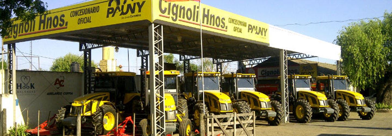 Sucursal Online de Cignoli en Agrofy