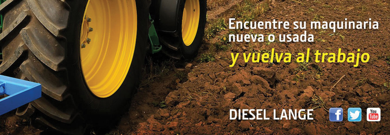 Sucursal Online de Diesel Lange en Agrofy
