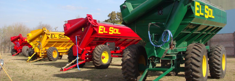 Sucursal Online de El Sol en Agrofy
