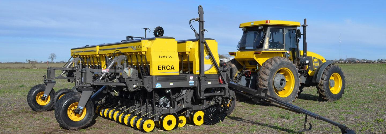 Sucursal Online de Erca en Agrofy