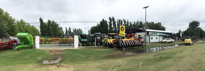 Sucursal Online de Estape en Agrofy