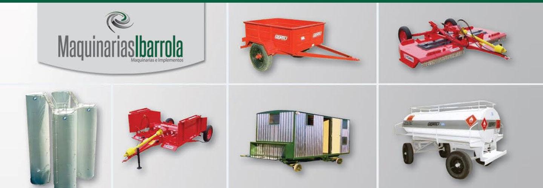 Sucursal Online de Maquinarias Ibarrola en Agrofy