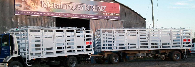 Sucursal Online de Metalurgica Krenz en Agrofy