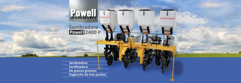 Sucursal Online de Powell en Agrofy