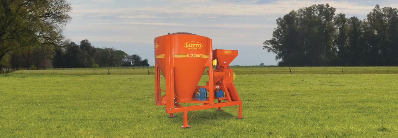 Sucursal Online de Loyto en Agrofy