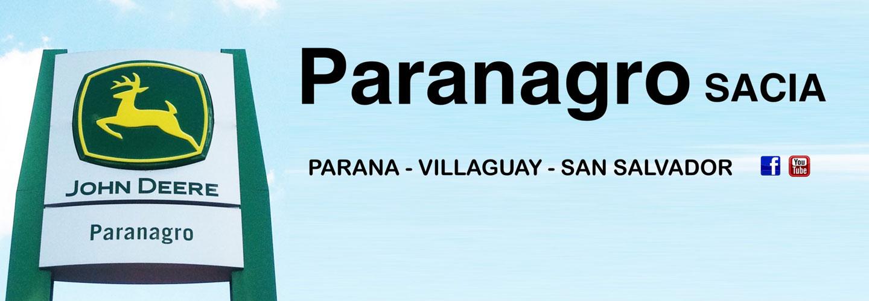 Sucursal Online de Paranagro en Agrofy