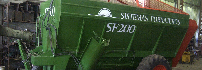 Sucursal Online de Sistemas Forrajeros en Agrofy