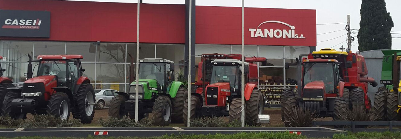 Sucursal Online de Tanoni en Agrofy