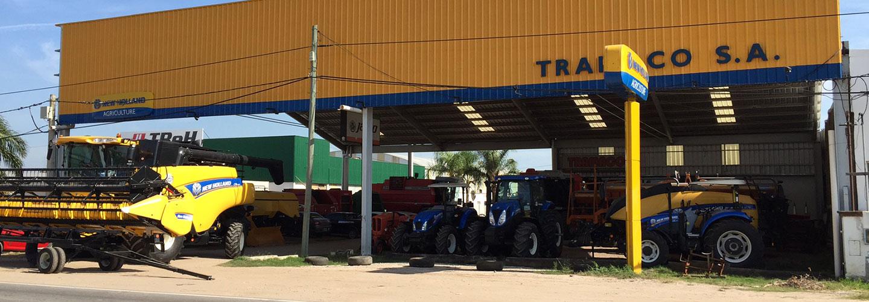 Sucursal Online de Tramaco en Agrofy