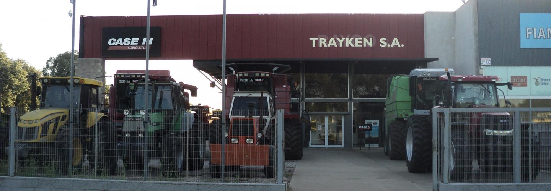 Sucursal Online de Trayken en Agrofy