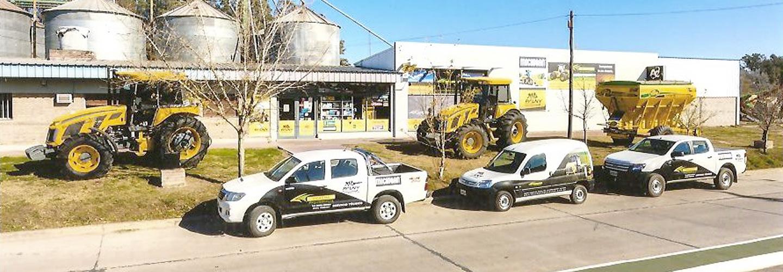 Sucursal Online de Ucacha en Agrofy