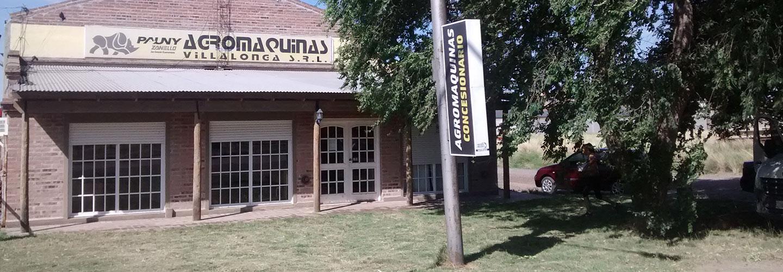 Sucursal Online de Agromaquinas Villalonga en Agrofy