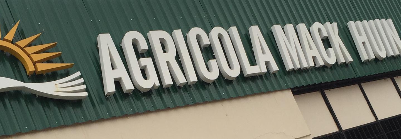 Sucursal Online de Agricola Mack Huin en Agrofy