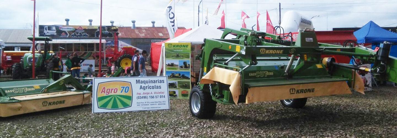 Sucursal Online de Agro 70 en Agrofy