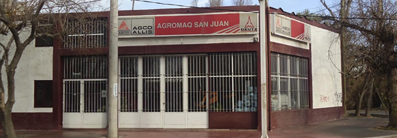 Sucursal Online de Agromaq San Juan en Agrofy