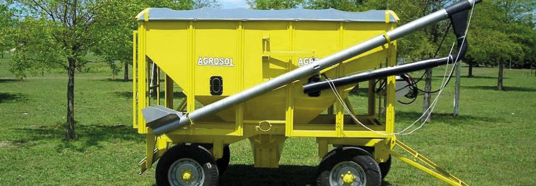 Sucursal Online de Agrosol en Agrofy