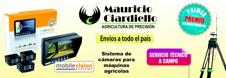 Sucursal Online de Mauricio Ciardello en Agrofy