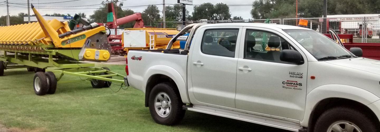 Sucursal Online de Compans Maquinas Agricolas en Agrofy