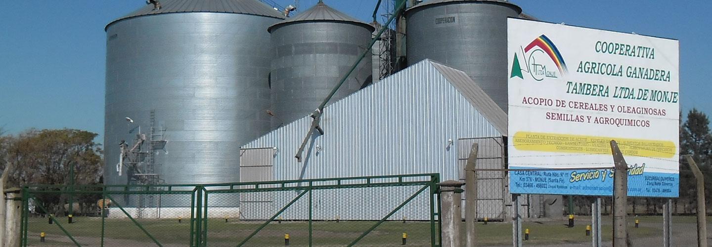 Sucursal Online de Cooperativa Agricola Ganadera Tambera LTDA de Monje en Agrofy