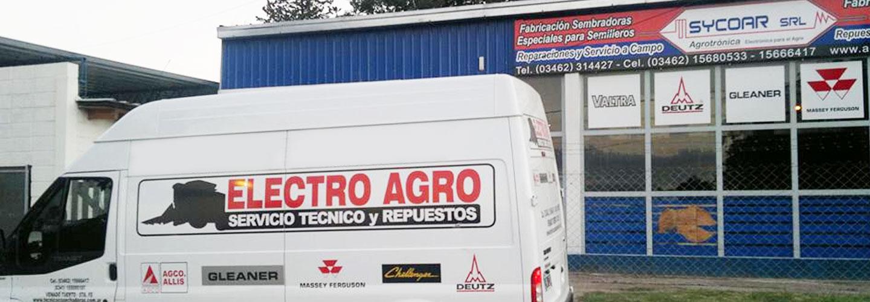 Sucursal Online de Electro Agro en Agrofy