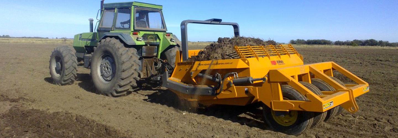 Sucursal Online de El Pato Maquinas Agricolas en Agrofy