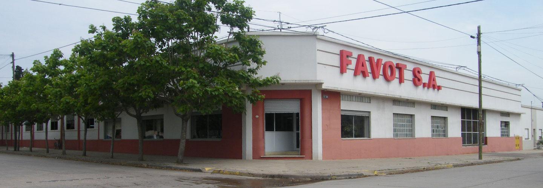 Sucursal Online de Favot en Agrofy