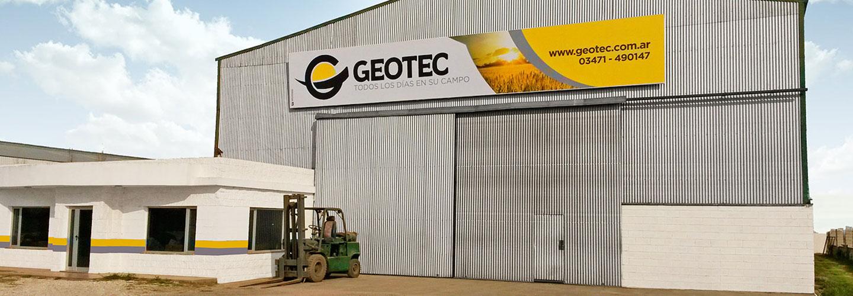 Sucursal Online de Geotec en Agrofy
