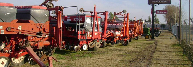 Sucursal Online de HDG en Agrofy