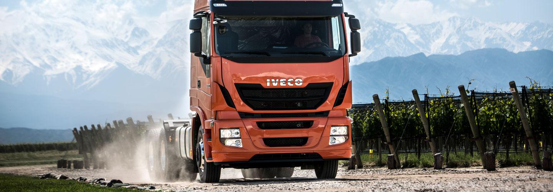 Sucursal Online de Iveco en Agrofy