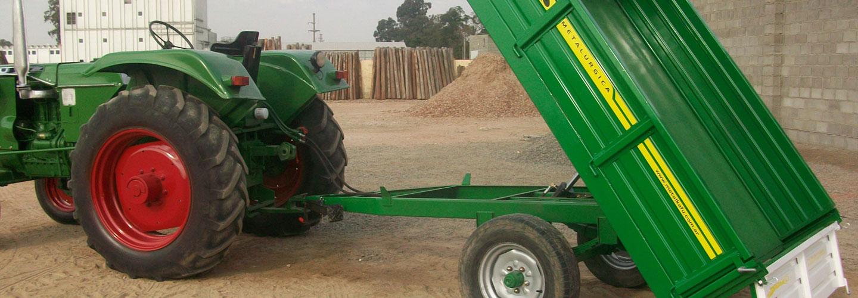 Sucursal Online de Kafu Metalurgica en Agrofy
