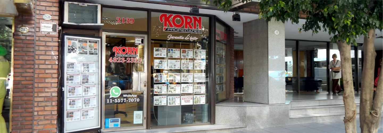 Sucursal Online de Korn Propiedades en Agrofy