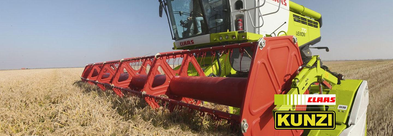Sucursal Online de Kunzi Maquinarias en Agrofy