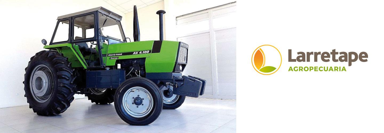 Sucursal Online de Larretape Agropecuaria en Agrofy