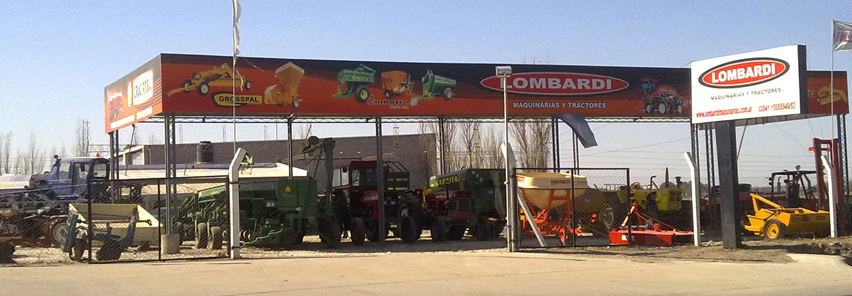 Sucursal Online de Lombardi en Agrofy