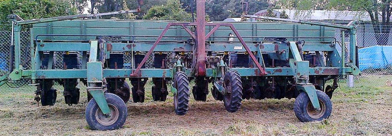 Sucursal Online de Martín Morelli Maquinarias en Agrofy