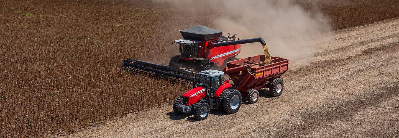 Sucursal Online de Massey Ferguson en Agrofy
