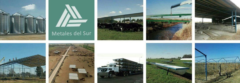 Sucursal Online de Metales del Sur en Agrofy