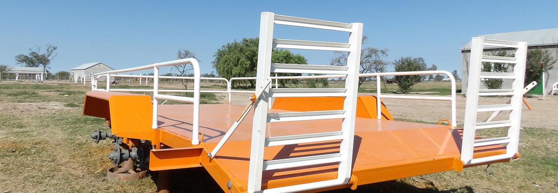 Sucursal Online de Metalurgica Mateo en Agrofy