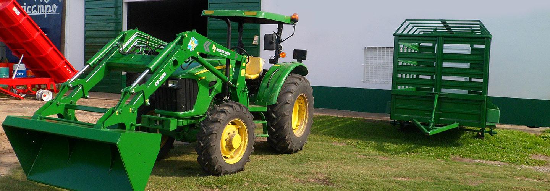 Sucursal Online de MG Implementos Agricolas en Agrofy