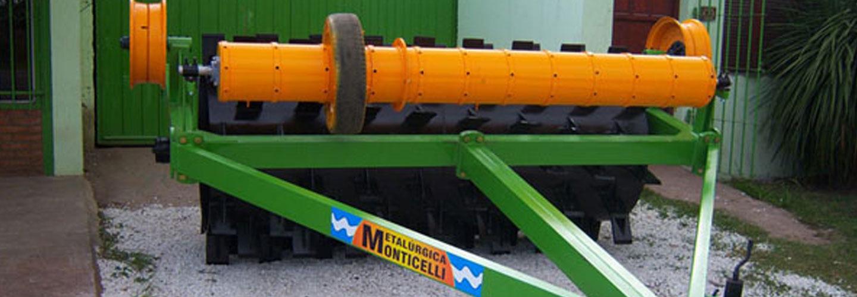 Sucursal Online de Metalurgica Monticelli en Agrofy
